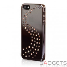 Чехол Bling My Thing Case для iPhone 5 Metallic Mirror Milky Way Autumn Leaves Mix (BMT-22-15-02-38)