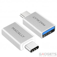 Адаптер Macally USB-C Adapter Series (UCUAF2)