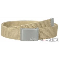 Ремень Fjallraven Canvas Belt Sand (77029.220)