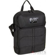 Сумка ч/з плечо CAT Ultimate Protect 9л Черная (83460;01)