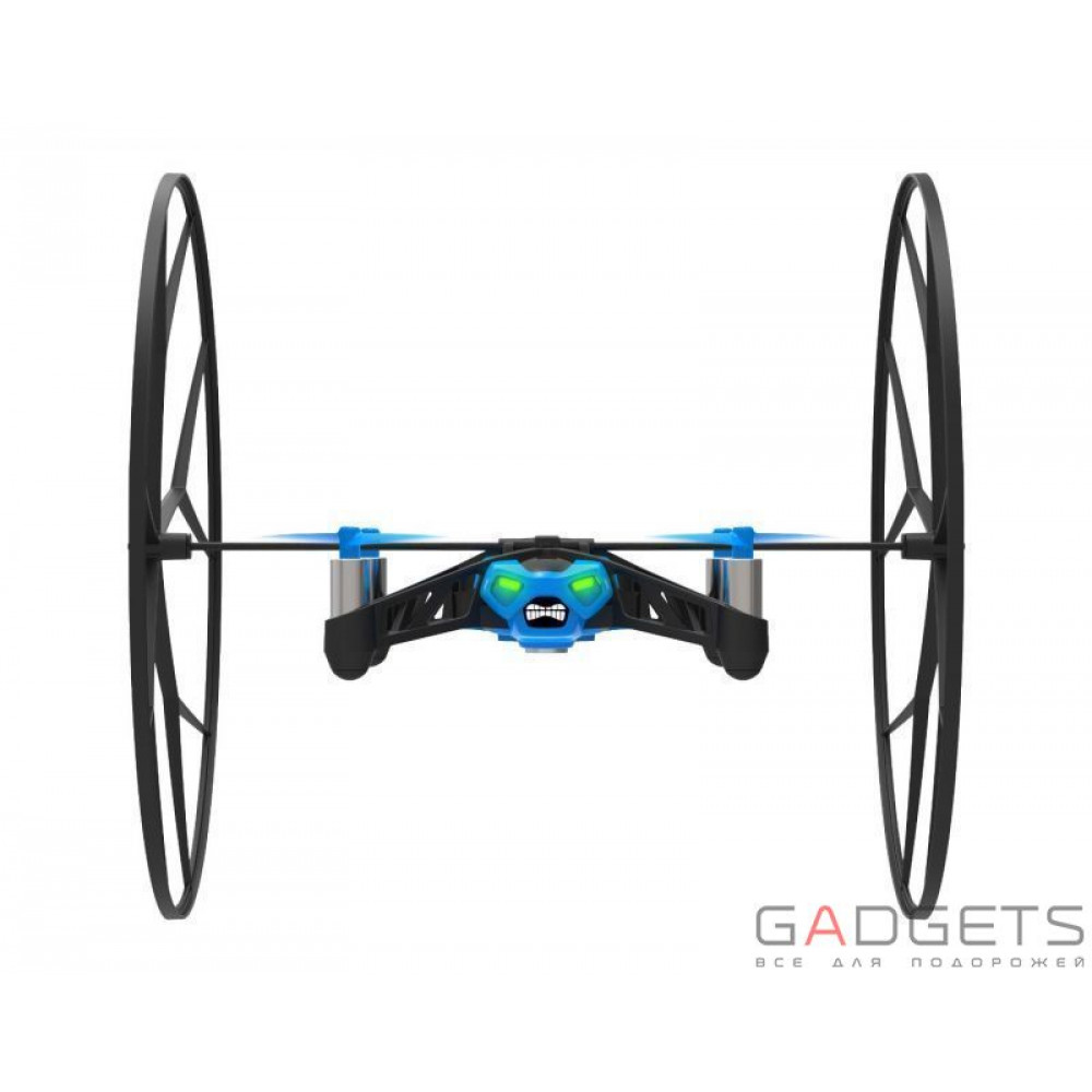 Фото Parrot Rolling Spider Blue (PF723007AE)