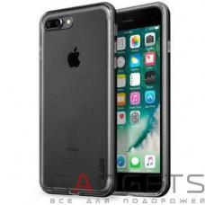 Чохол Laut EXO-FRAME Aluminium bampers для iPhone 7 Plus чорний Jet Black (LAUT_IP7P_EX_BK)