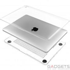 Пластиковый чехол Baseus Air Case для MacBook Pro 13'' Прозрачный (SPAPMCBK13-A02)