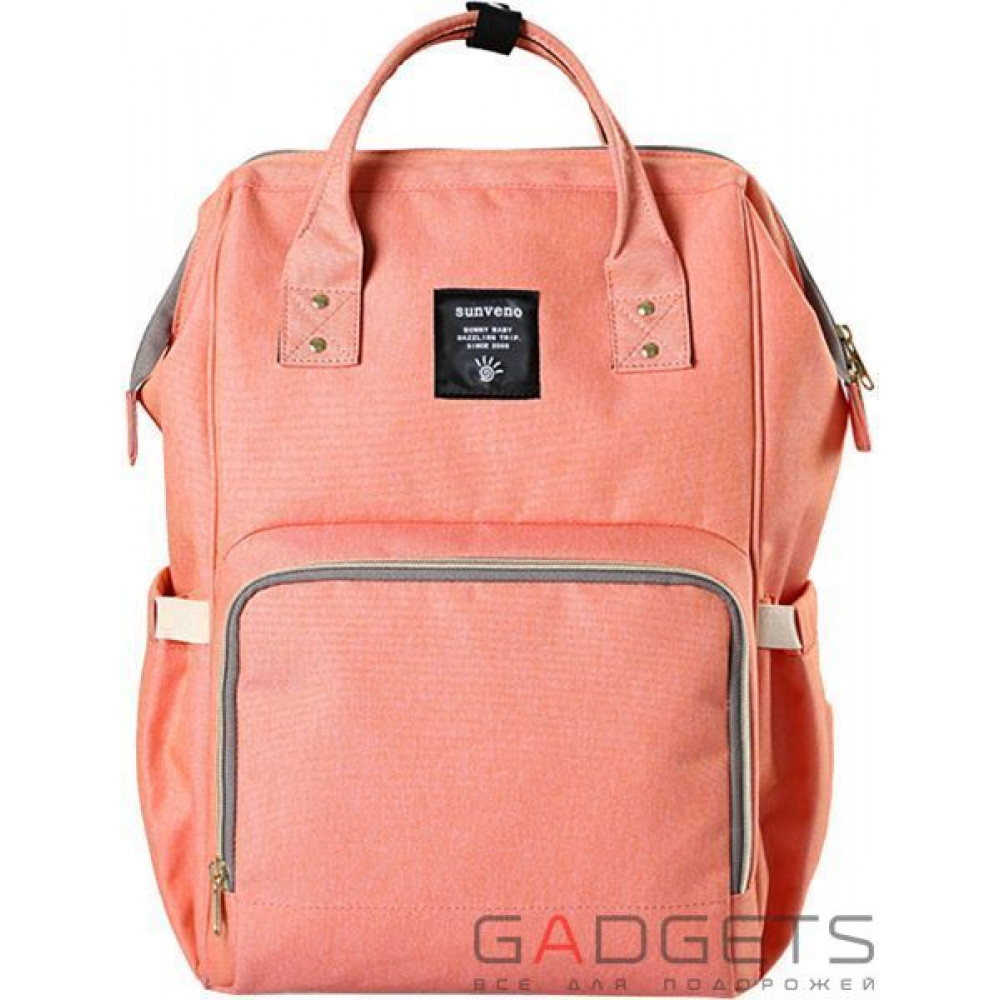 Фото Рюкзак для мамы Sunveno Diaper Bag Orange