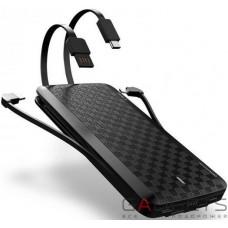 Зовнішній акумулятор iWalk Scorpion 12000mAh Black (UBT12000X)