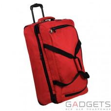 Сумка дорожная на колесах Rock Expandable Wheelbag Large 88/106 Red