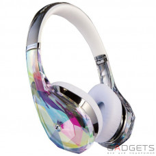 Навушники Monster® Diamond Tears Edge On-Ear Headphones (Crystal)