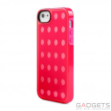 Защитный чехол Incase Pro Hardshell Case Fluro Pink for iPhone 5/5S (CL69059)