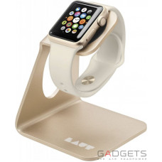 Подставка для Apple Watch Laut AW-Stand Gold (LAUT_AW_WS_GD)