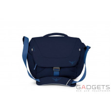 Сумка Osprey Flap Jill Courier Twilight Blue O/S, синяя