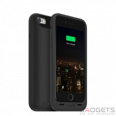 Додатковий Акумулятор Mophie Juice Pack H2PRO Black 2750 mAh for iPhone 6/6S (3069-JPPRO-IP6-BLK)