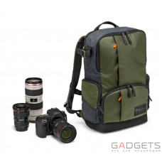Рюкзак Manfrotto Street Medium для DSLR/CSC-камеры и ноутбука (MB MS-BP-IGR)