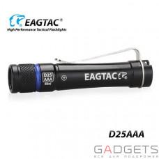 Фонарь Eagletac D25AAA Nichia 219B CRI 92 (350/115 Lm) Blue