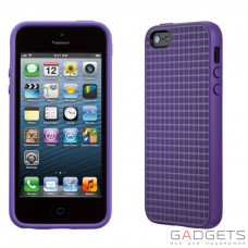 Чeхол Speck iPhone 5 PixelSkin HD Grape Purple (SP-SPK-A1584)