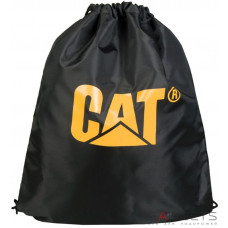 Сумка-рюкзак для спортивной формы CAT PM Draw String Bag Черный (82402;12)