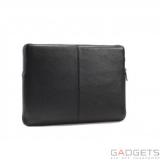 Чехол Decoded Leather Sleeve with Zipper Pocket 12'' (D4SS12BK)