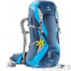 Рюкзак Deuter Futura PRO 34 SL цвет 3306 midnight-turquoise