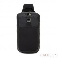 Сумка через плечо антивор Pacsafe Venturesafe X, 5 степеней защиты, черная
