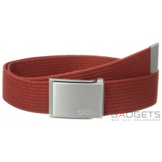 Ремень Fjallraven Canvas Belt Deep Red (77029.325)