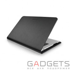 Чехол Macally Protective Folio case for MacBook Air 13'' (AIRFOLIO13-B)