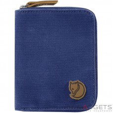 Кошелёк Fjallraven Zip Wallet Deep Blue (24216.527)