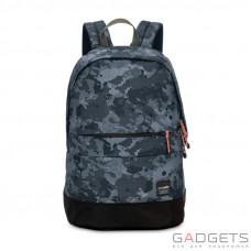 Рюкзак анти-вор Pacsafe Slingsafe LX300 серый камуфляж
