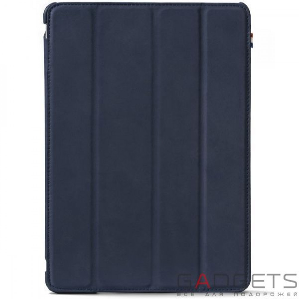 Фото Шкіряний чохол Decoded Leather Slim Cover для iPad Air 2 Blue