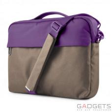 Сумка для ноутбука Incase Campus Brief 13'' Purple / Warm Gray