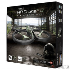 Квадрокоптер Parrot AR. Drone 2.0 Elite Edition Jungle (PF721822BI) Офіційна гарантія