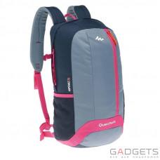 Рюкзак ARPENAZ 20 л Quechua Синий серый / Темно-гранатовый