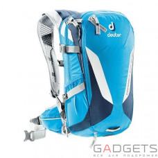 Рюкзак Deuter Compact EXP 10 SL колір 3312 turquoise-midnight
