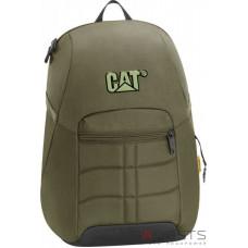 Рюкзак для ноутбука CAT Millennial Ultimate Protect Темно-зеленый (83523;40)