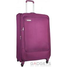 Чемодан Carlton Hamilton L фиолетовый (120J479.74)