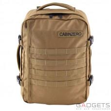 Сумка-рюкзак CabinZero Military 28 л Desert Sand с отделением для ноутбука 15 (CZ19-1402)