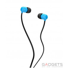 Навушники Skullcandy Blue JIB In-Ear w/o Mic (S2DUDZ-012)