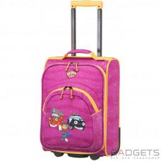 Чемодан на 2-х колесах Travelite Heroes Of The City (S) 24 л Pink (TL081687-17)