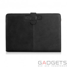 Чехол Decoded Slim Cover for MacBook Pro 15, черный