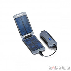 Вологостійка сонячна батарея Powermonkey Extreme 9000 mAh GREY