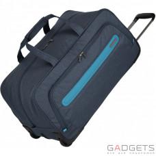Дорожная сумка на 2-х колесах Travelite Madeira 60 л Navy (TL092101-20)