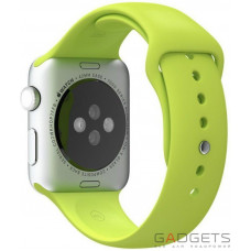 Ремешок COTEetCI W3 Sport Band для Apple Watch 38mm Green