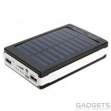 Внешняя батарея Solar PowerBank 9000 mAh black