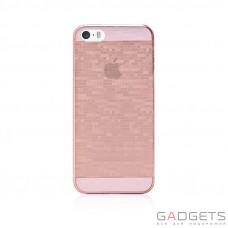Чохол  Bling My Thing накладки iPhone 5/5s Mosaic sakura (BMT-MI5-MS-PK-NON)