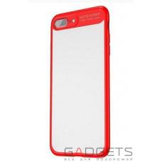 Чехол Baseus Mirror Case для iPhone 7 Plus/8Plus Red