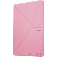 Чохол Laut Trifolio Case для iPad mini 4 Розовый (LAUT_IPM4_TF_P)