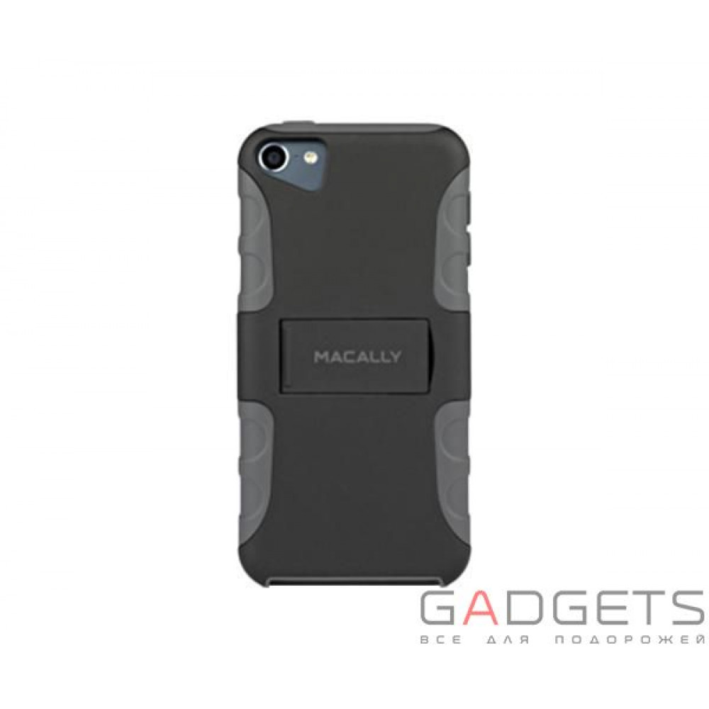 Фото Чехол Macally Protective Case with Stand for iPod touch 5 (TANKB-T5)