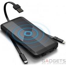 Внешний аккумулятор iWalk Scorpion Air 8000mAh Black (UBA8000)