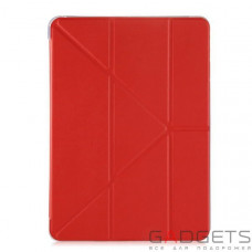 Чехол Baseus Jane Y-Type Leather Case для iPad 2017 Red