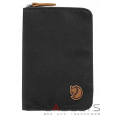 Кошелёк Fjallraven Passport Wallet Dark Grey (24220.030)