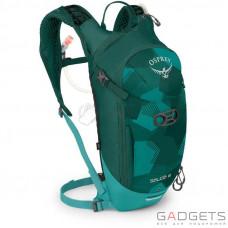 Рюкзак Osprey Salida 8 Teal Glass O/S зеленый