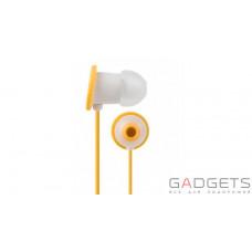 Гарнітура Moshi MoonRock Personal In-Ear Headphones Gold Yellow for iPad/iPhone/iPod (99MO035721)
